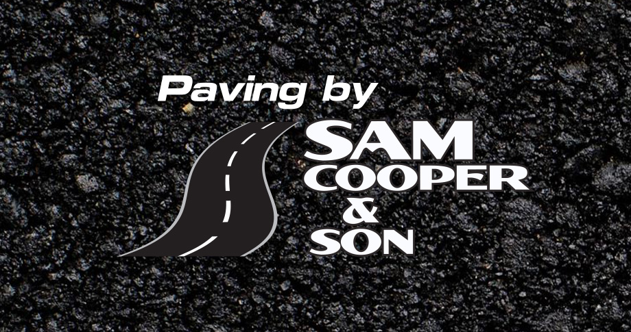commerical image gallery for Sam Cooper and Son Paving